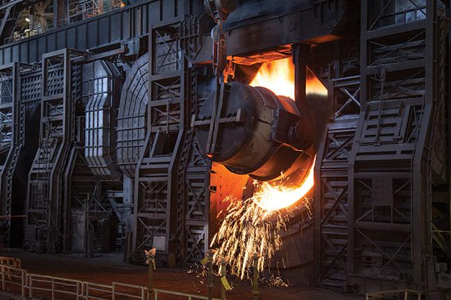 Steel Mill Mod2