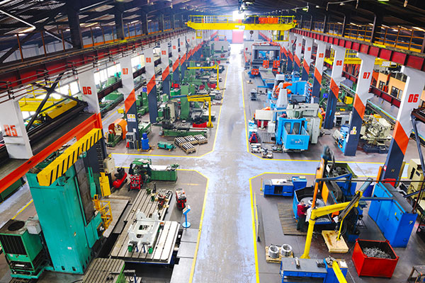 Manufacturing Assetscan